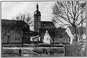 Foto aus Tiefthal (um 1920)