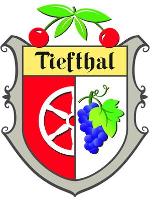 Tiefthaler Wappen