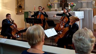 15. Kunstfest Tiefthal 2017 - Konzert in der Kirche