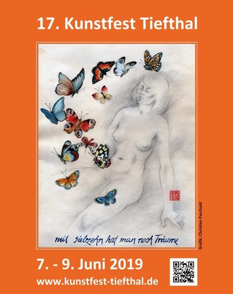 Kunstfest-Plakat 2019